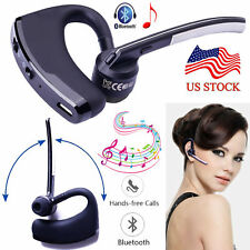 Wireless Bluetooth Stereo Headset Earbuds Earphone For Apple iPhone Samsung LG