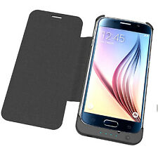 For Samsung Galaxy S6/S6 edge Battery Case External Power Backup charge Cover