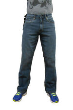Urban Star Men's Relaxed Straight Fit Jeans Stone Wash