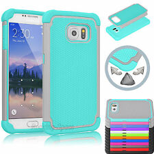 Heavy Duty Impact Protective Hard Case Cover For Samsung Galaxy S6 / S6 Edge
