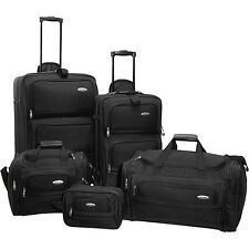 Samsonite 5-Piece Travel Set Luggage 4 Colors Luggage Set NEW