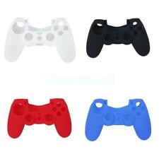 Silicone Protective Skin Case Cover for Sony PlayStation 4 PS4 Controller Game