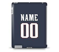 NFL New England Patriots Personalized Tablet Hard Shell Case for Apple Kindle Sa