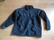 USGI Military Surplus Polartec Jackets Black Very Good Condition