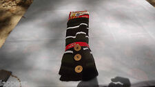 Ladies Knit Leg Warmers With Buttons YOU PICK THE COLOR NWT