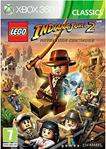 Lego Indiana Jones 2: The Adventure Continues - Classics (Microsoft Xbox 360,...