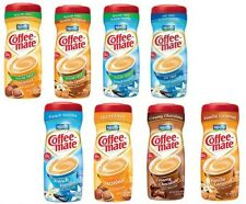 Nestle Coffee Mate Flavored Powdered Creamer - 3 Tubs