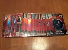 2014 Panini Prizm World Cup Red Refractor #/149 Parallel Inserts Singles Lot