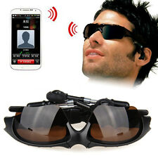 Sun Glasses Sunglasses Bluetooth Headset Headphone For iPhone Andriod Cell Phone