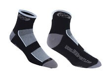 2014 BBB Technofeet Cycling Socks BSO-01 - Black / White
