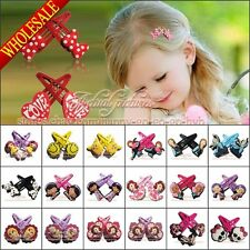 1pair My Little Pony Girls Kids Baby Hair Clip Claws/Hair Accessories,Party Gift