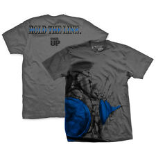 Ranger Up Hold the Line Athletic-Fit T-Shirt - Charcoal