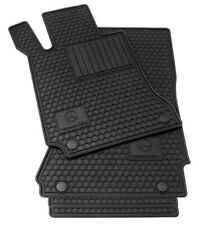 Mercedes-Benz 2012 to 2016 CLS-Class 218 Genuine OEM All Weather Floor Mats