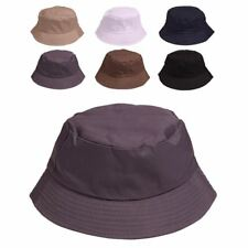 U102 MENS BUCKET SUN HAT OUTDOOR FESTIVAL FISHING BOWLS BEACH HOLIDAY BEANIE HAT