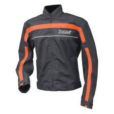 Men's Mossi Jaunt Jacket Motorcycle Riding Coat - Black, Orange, Blue