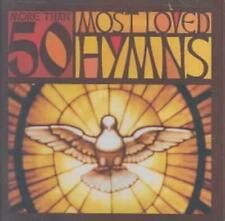 MORE THAN 50 MOST LOVED HYMNS NEW CD