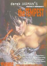 THE TEMPEST [1999] [ENGLISH] NEW DVD