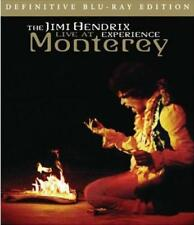 JIMI HENDRIX - LIVE AT MONTEREY NEW BLU-RAY