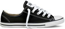 Converse Womens CT Dainty OX Shoe - Black/White
