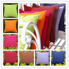 Simple Square Coffee Home Fashion Throw Pillow Cases Decorative Cushion Cover