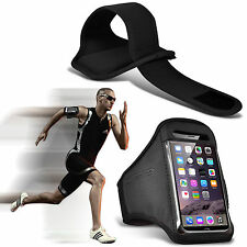 Sports Armband Strap Pouch Case Cover For Micromax A110 Canvas 2
