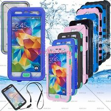 Waterproof Shockproof Dirt Snow Proof Protective Case Cover For Apple Samsung