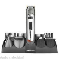 BaByliss 7235U 10 in 1 Titanium Grooming System Hair Clipper/Trimmer