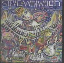 About Time [Steve Winwood] New CD