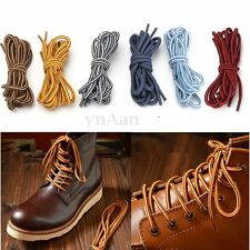 Sport Agletless Hiking Walking Work Combat Casual Boot Shoelace Shoes Boot Laces