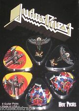 Judas Priest Guitar Picks Officially Licensed Product