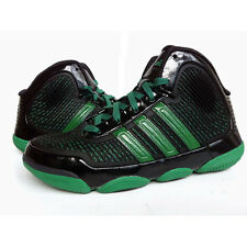 Adidas / Adipure Basketball Shoes - Green / Black