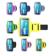 Sports Gym Armband Arm Band Hard Filp Case Cover for Samsung Galaxy S6 Edge+Plus