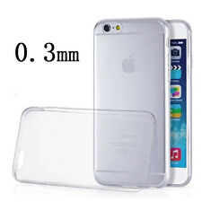 New Ultra Thin Transparent Soft Silicone TPU Case Cover For Apple iPhone 5 5S SE