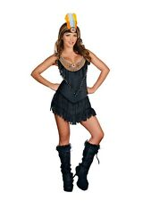 RESERVATION ROYALTY New Adult Halloween Womens Costume Dress by Dreamgirl