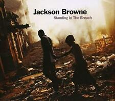 Standing in the Breach - Browne,Jackson New & Sealed CD-JEWEL CASE Free Shipping