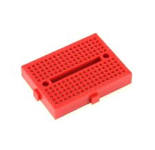 1PCS Red Solderless Prototype Breadboard 170 SYB-170 Tie-points for Arduino