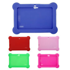 "New Silicone Cute Soft Gel Case Cover For 7"" Android A13 A23 Q88 Tablet PC Kids"