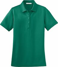 Port Authority Ladies EZCotton Pique Polo Shirt. L800