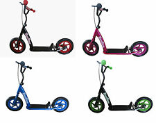 BAMBAM BMX STUNT DRIFTER CRUISER STUNT PUSH KICK KIDS ADULT SCOOTER
