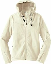 Port Authority Ladies Breathable Waterproof Hooded Soft Shell Jacket L706