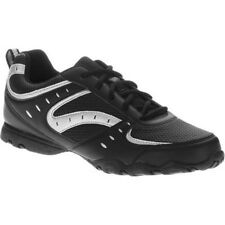 New Womens Low Profile Athletic Sneaker Shoes BLACK SZ 6.5 Free Shipping