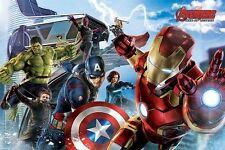 The Avengers Age of Ultron Avengers Re-Assemble Poster 61x91.5cm