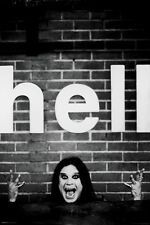 Ozzy Osbourne Welcome To Hell Poster 61x91.5cm