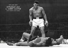 New Muhammad Ali vs Sonny Liston Poster