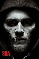 Sons of Anarchy Jax Skull SoA Poster 61x91.5cm