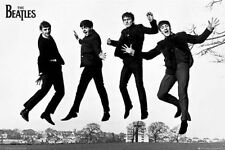 New Another Famous Jump The Beatles Poster