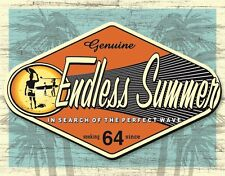 New In Search Of the Perfect Wave The Endless Summer Metal Tin Sign