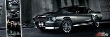 New Ford Mustang Shelby GT500 By Easton Chang Slim Poster