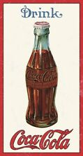 New Coca Cola Classic Advertisment Coke Metal Tin Sign