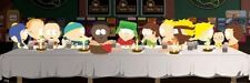 New The Last Supper South Park Panoramic Poster